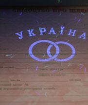 Диплом - микро ворс в УФ (Первомайск)